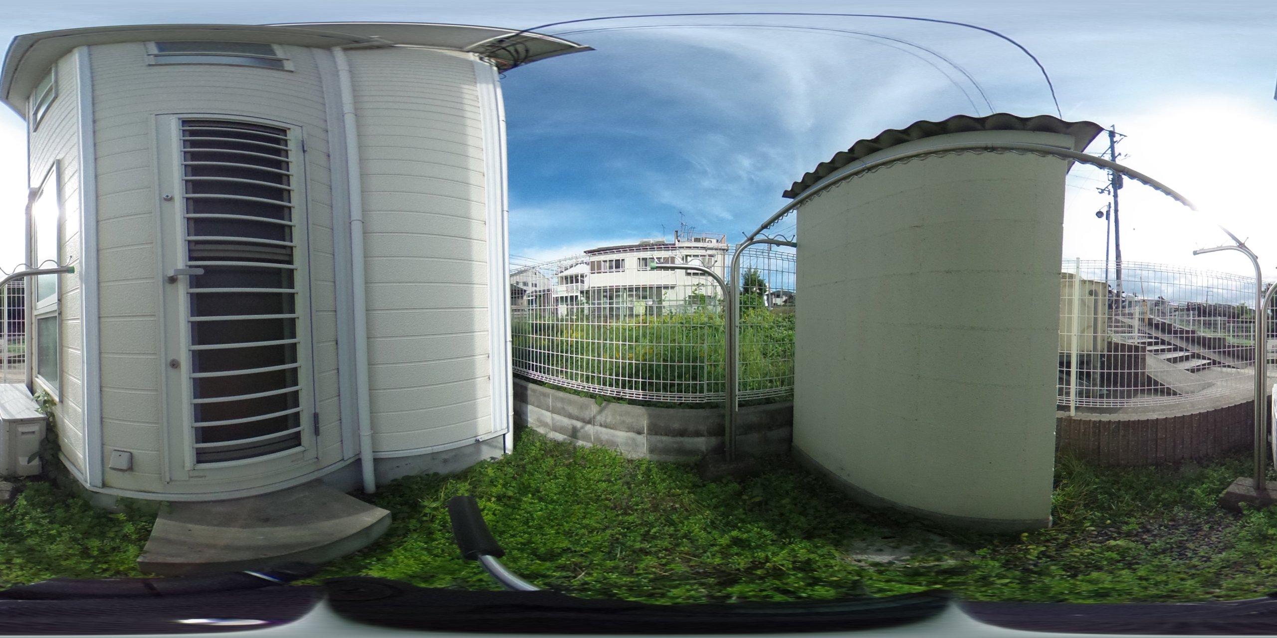 庭・テラス